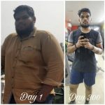 Akshay Borude Transformation Its All About Journey