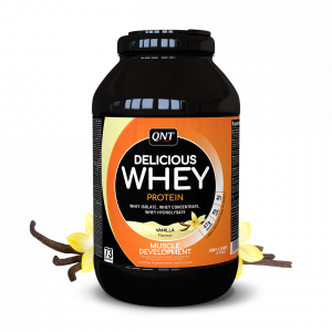 QNT Delicious Whey Protein 908 g (30 servings)
