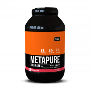QNT Metapure Zero Carb 100% Whey Protein Isolate 2 kg (66 servings)