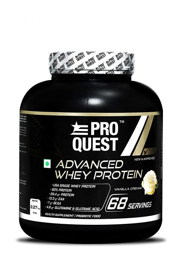 Proquest Advanced Whey Protein 1