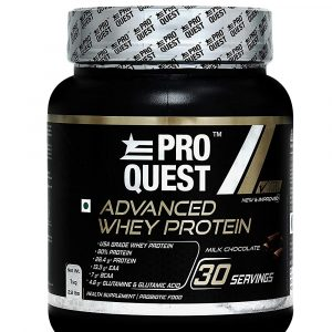 ProQuest Advanced Whey Protein 1 kg (30 Servings)