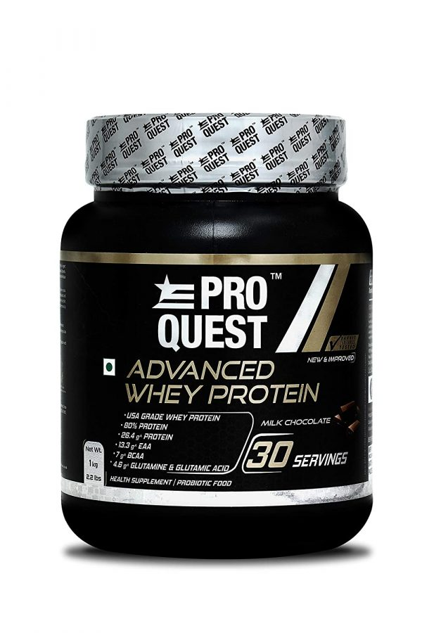 Proquest Advanced Whey Protein 1 kg