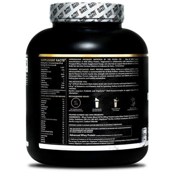 Proquest Advanced Whey 2