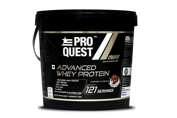 Proquest Advanced Whey Protein 4 kg
