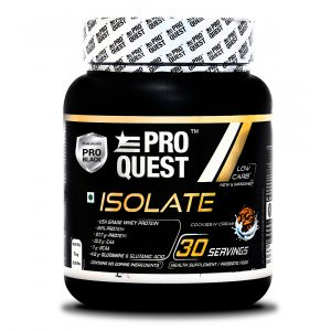 ProQuest Isolate Low Carb Whey Protein – 1 kg (30 servings)