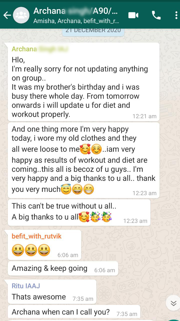 Archana-Its-All-About-Journey-Testimonial-2