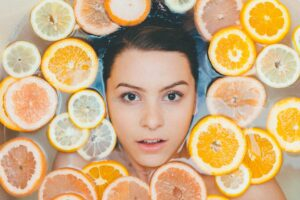 Foods for Glowing Skin Its All About Journey - Cover