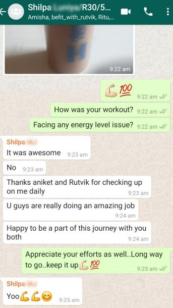 Shilpa-Its-All-About-Journey-Testimonial